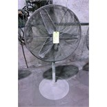 Lot 51 - PEDESTAL SHOP FAN, 30""