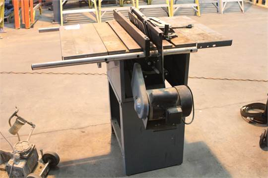 Central machinery t36727 10 table saw 110220v1ph 2hp previous greentooth Images