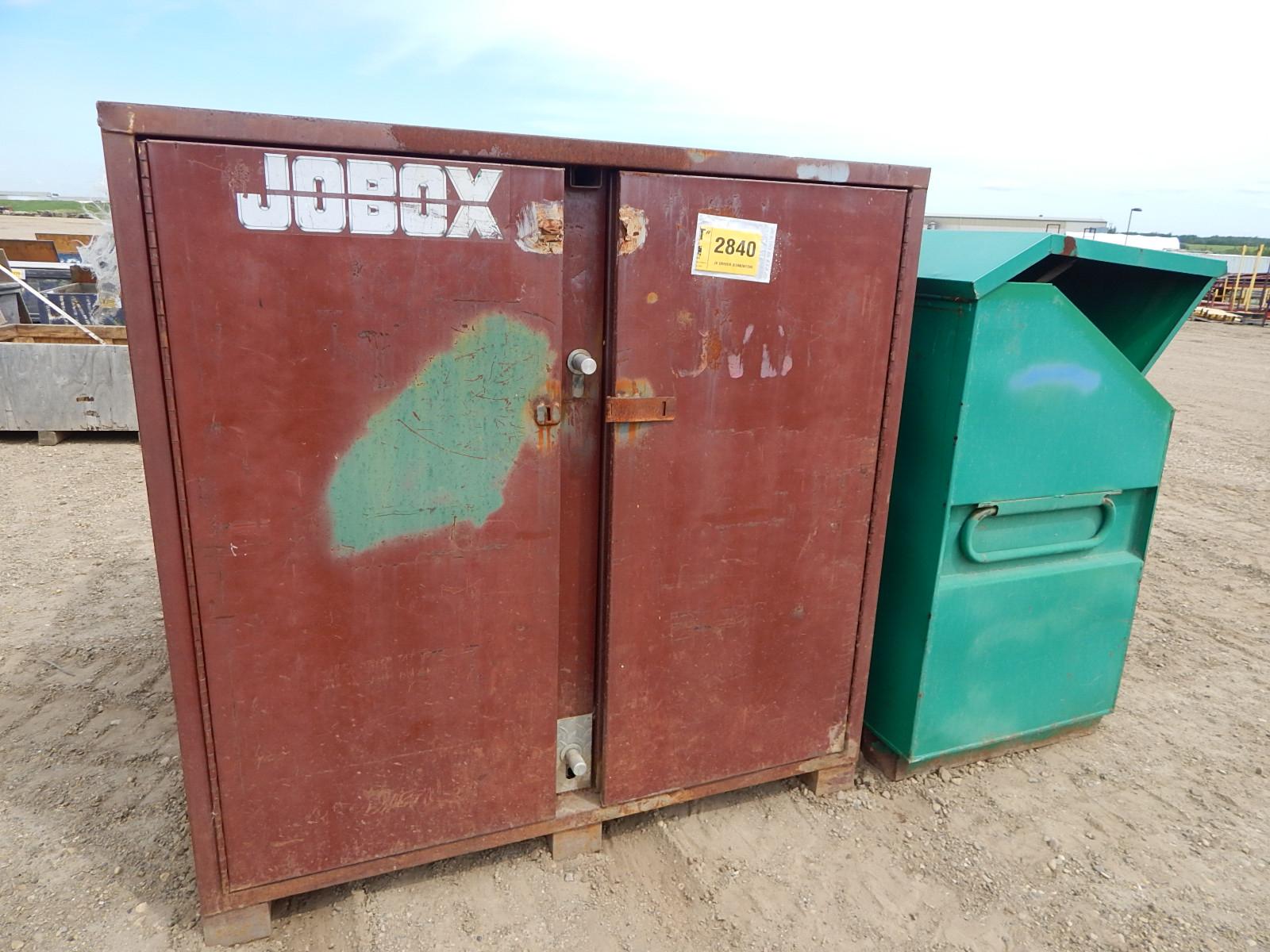 LOT/ (3) JOB BOXES
