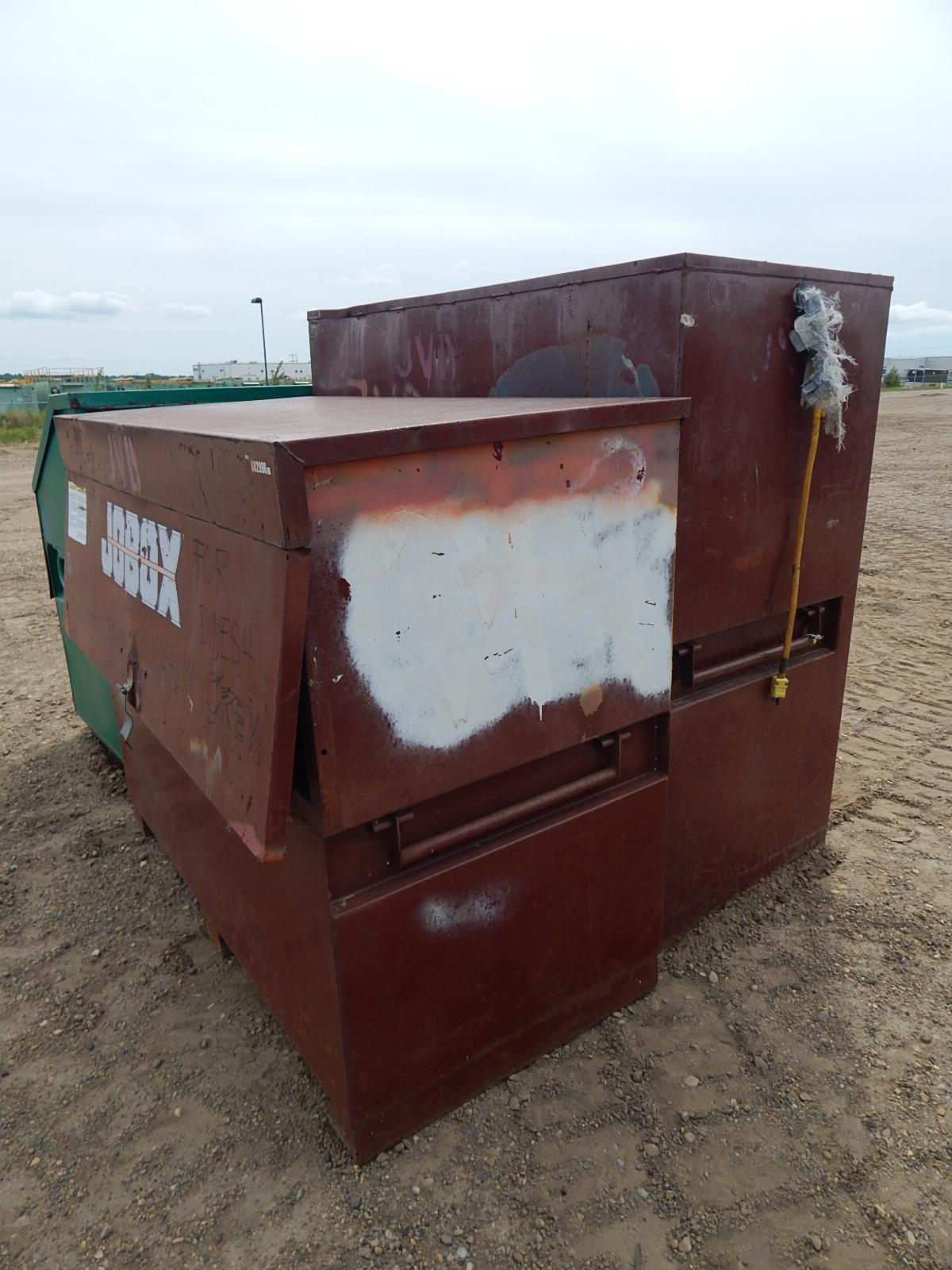 LOT/ (3) JOB BOXES - Image 4 of 4