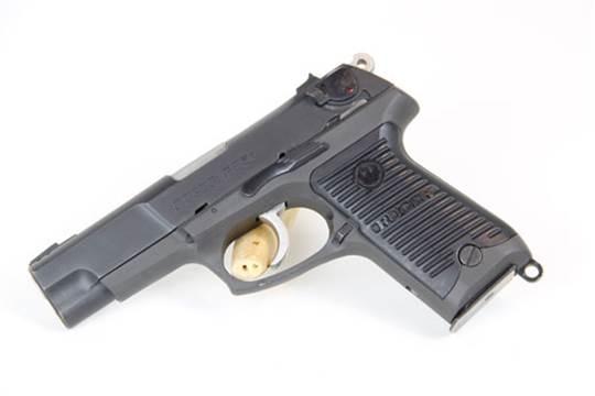 Dating ruger pistoler