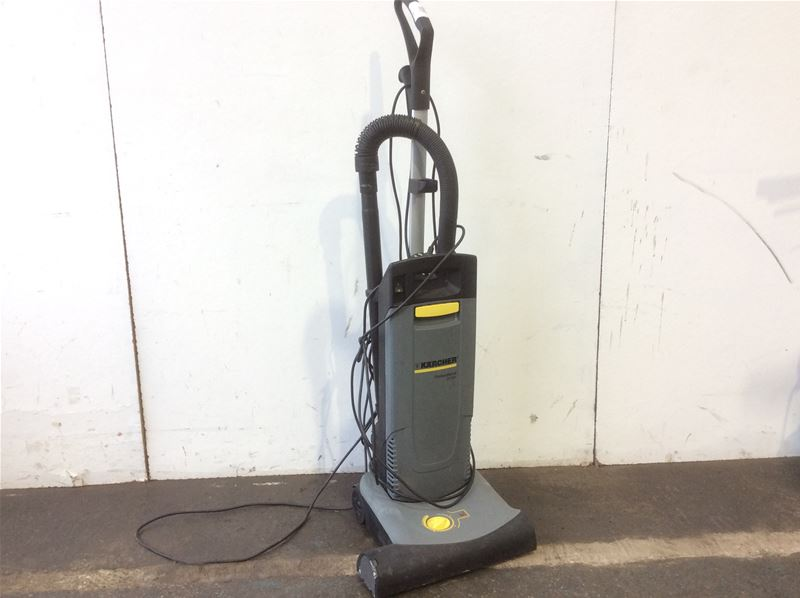 059333  karcher professional cv 38  2 upright brush vacuum