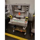 Vacuum Silicone Lipstick Release Machine, Model LA01, S/N A1604001-2 (2016)
