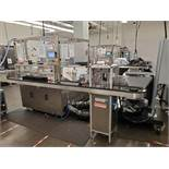 (2016) Citus Kalix Lip Stick Silicon Molding Machine, Model CRLA 20, S/N 30265, w/ Siemens Simatic