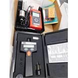 LOT: Digital Tachometer & Rotary Torque Tester