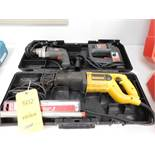 LOT: Reciprocating Saw, Drill, Jig Saw