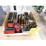 LOT: Stamping Kits & Center Punches
