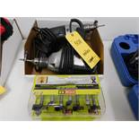 LOT: (2) Electric Drills
