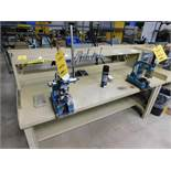 30 in. x 72 in. Steel Work Bench