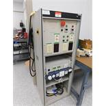 Luxtec Power Source Test Fixture Model LX1380, with California Instruments 1251RP Voltage &