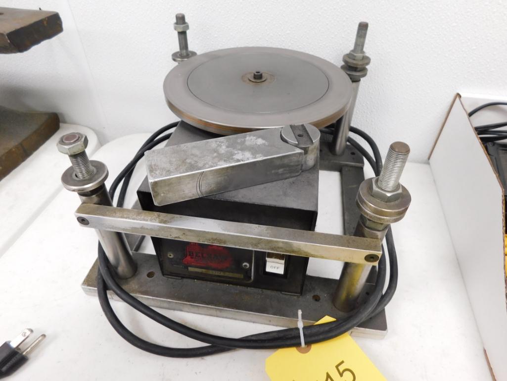 Belsaw Machinery Sharpener Model 1019
