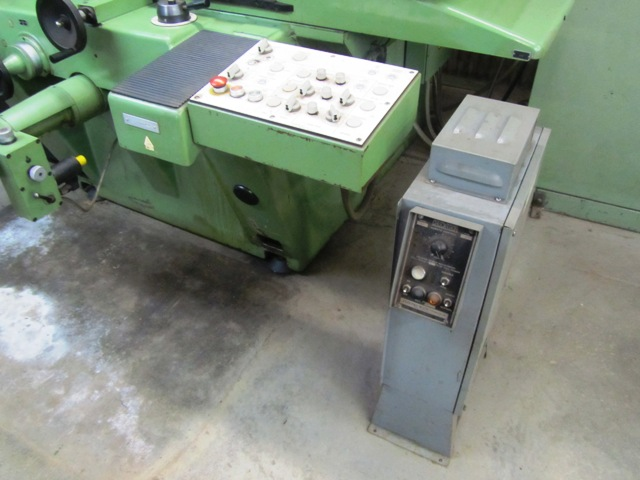 Lot 107 - Blohm 18'' x 30'' Hydraulic Surface Grinder with Incremental Downfeed, Electro-Magnetic Chuck,