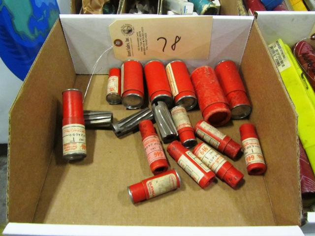 Lot 78 - Shell Reamers