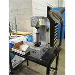 Rockwell Model HR-150A Hardness Tester with Stand, Light, sn:0090