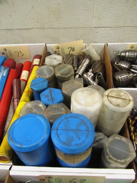Lot 70 - Hougen Rotobroach Drills / Cutters