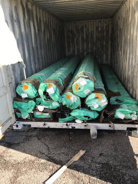 Lot 419 - (5) Bundles of Round Tube 60MM OD x 0.120W HREW P&O, 19 Length/Ft, 150 Pieces, 2850 Feet