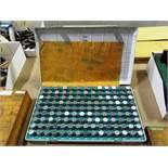 Meter 0.626'' - 0.750'' Gauge Pin Set