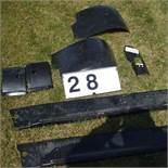 New parts 1947-1953 Chev