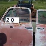 1947 - 1953 Doors for GM