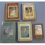 Mabel Lucie Attwell (illustrator) 5 works - Ashley, Doris - French Fairy Tales, qto, pictorial