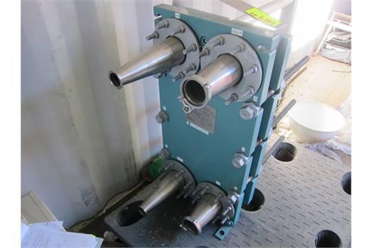 Alfa laval plate heat exchanger m10 bfg Пластинчатый теплообменник КС 82 Биробиджан