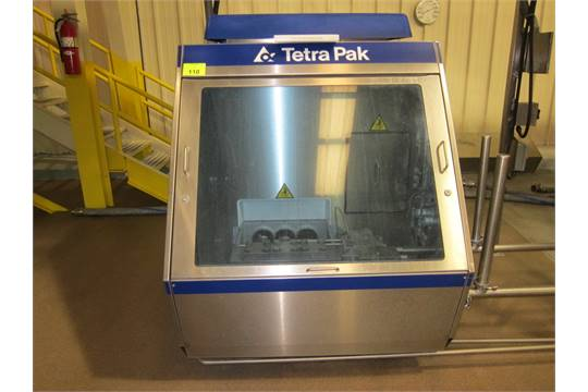 Tetra Pak homogenizer, model Tetra Alex 200, s/n 5856932090, type