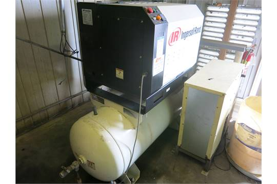 Ingersoll rand 30 hp air compressor manual array ingersoll rand air compressor model ssr ep15 s n lx4759u02176 rh bidspotter com fandeluxe Gallery