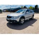 SKODA OCTAVIA (SCOUT) 2.0tdi DSG AUTOMATIC ESTATE / 2013 / 1 OWNER WITH FULL HISTORY / 140BHP / 4x4