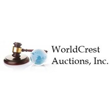 Worldcrest Auctions, Inc. logo