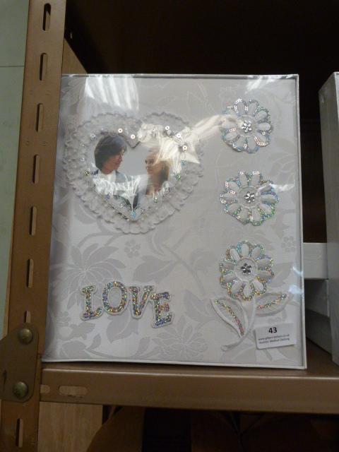 Lot 43 - Four Decorative Wedding Photo Albums