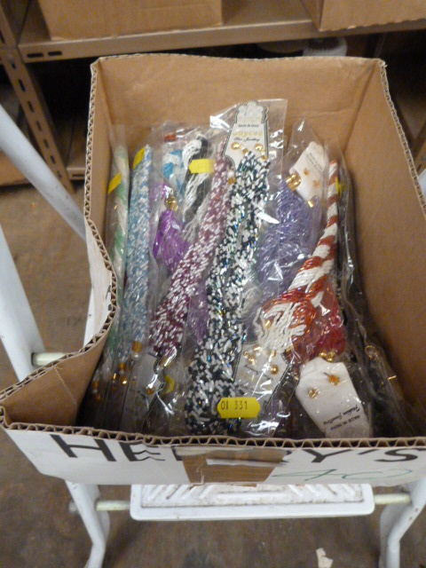 Lot 31 - Box of Forty Jay Cee Fashion Necklaces