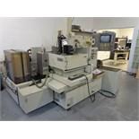 1991 Mitsubishi DWC-90SB CNC Wire EDM Machine s/n 19SB205 w/ Mistubishi CNC Controls, 450mm x