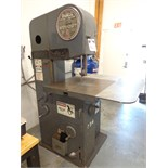 "DoAll 16"" Vertical Band Saw w/ Variable Speed"