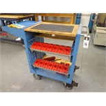 Lista 40-Taper Tooling Cart
