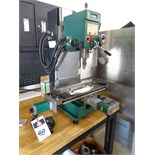 2011 Grizzly mdl. G0619 CNC Bench Model Deluxe Mill / Drill s/n WA110438 w/ PC Based Controls, R8