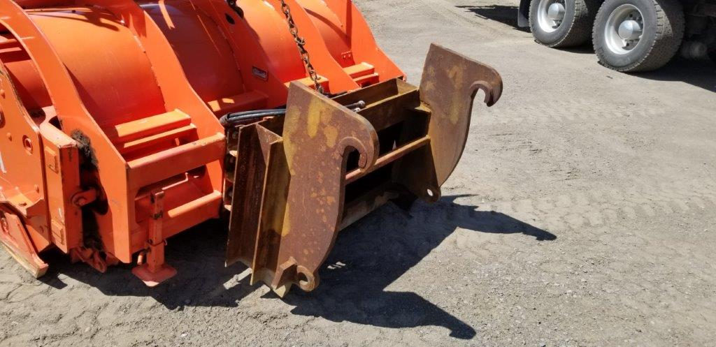 Lot 4 - Snow Plow sn: 10384-15, 2014
