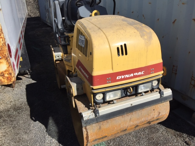 Lot 3 - DYNAPAC Roller/Compactor, mod: CC10000, 2010 (see photos for details)