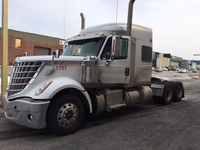 Lot 14 - INTERNATIONAL LONE STAR Truck, 2015, 539,738 km, sn: 3HSCXAPR7FN717960