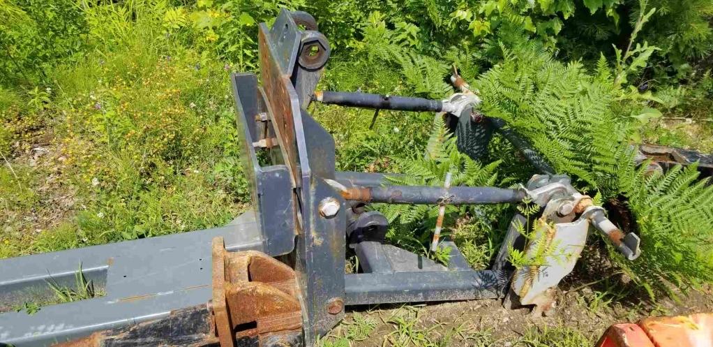 Lot 5 - HLA 4000 Tractor Attachement,2017, sn: 18LA01583