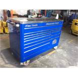 MAC TOOL Large Rolling Tool Chest/Work Table, 67'' x 27'' x 48''