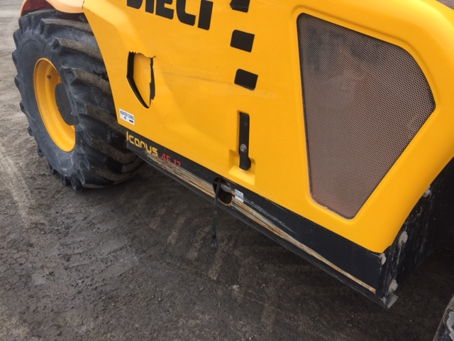 Lot 9 - DIECI Telescopic Lift Truck, mod: ICARIUS 45.17, sn: MVL1791653, 2015, (see photos for details)