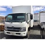 HINO Truck mod: 195, 2013, sn: JHHSDL2H0DK001528, (see photos for details)