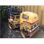 DYNAPAC Roller/Compactor, mod: CC10000, 2010 (see photos for details)