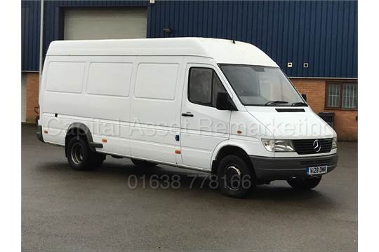 887562c322 ON SALE - ON SALE - ON SALE    MERCEDES-BENZ SPRINTER 412 D 24.09 ...