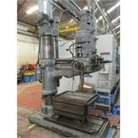 Archdale 4'-0 Radial Drilling Machine