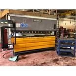 Mebusa 65 Ton x 3000mm CNC Pressbrake