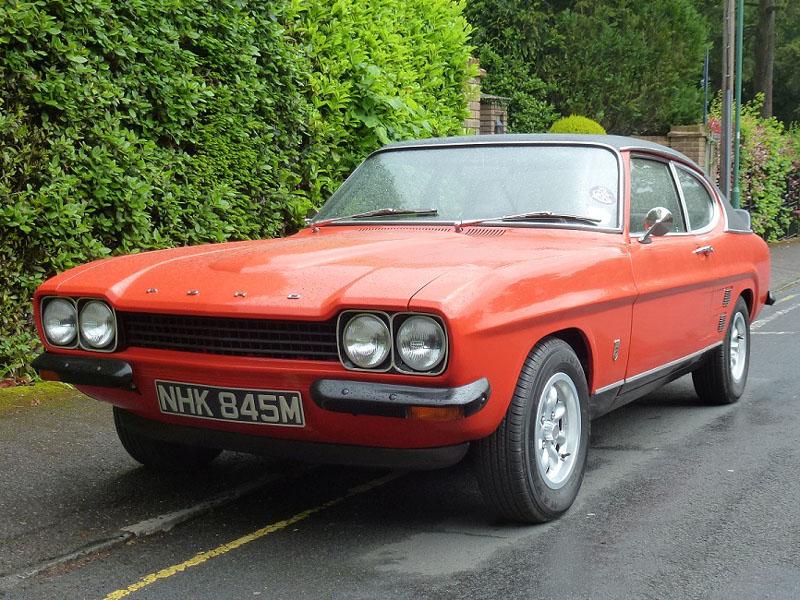 1973 ford capri rs 3100 evocation based on dagenham built 1600 xl uk car 3 0 essex with. Black Bedroom Furniture Sets. Home Design Ideas