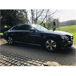 """On Sale MERCEDES E220d """"SPECIAL EQUIPMENT"""" 9G TRONIC (2019 MODEL) 1 OWNER - SAT NAV - LEATHER - WOW!"""