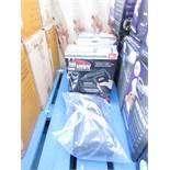 | 4X | AIR HAWK CORDLESS INFLATORS | UNCHECKED AND BOXED | NO ONLINE RESALE | RRP £49.99 |TOTAL