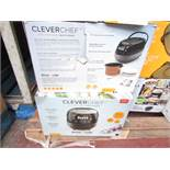 | 4x | DREW&COLE CLEVERCHEF | UNCHECKED AND BOXED | NO ONLINE RE-SALE | SKU 5060541511682 | RRP £